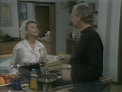 Helen Daniels, Jim Robinson in Neighbours Episode 1162