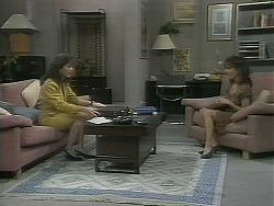 Caroline Alessi, Christina Alessi in Neighbours Episode 1162