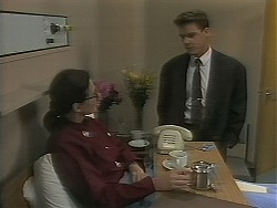 Dorothy Burke, Paul Robinson in Neighbours Episode 1162