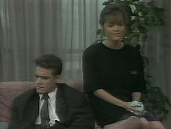 Paul Robinson, Caroline Alessi in Neighbours Episode 1162