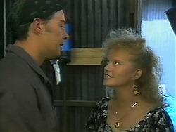 Matt Robinson, Sharon Davies in Neighbours Episode 1164
