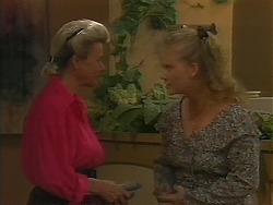 Helen Daniels, Sharon Davies in Neighbours Episode 1164