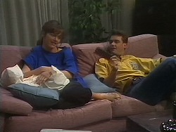 Caroline Alessi, Paul Robinson in Neighbours Episode 1164