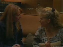 Melanie Pearson, Sharon Davies in Neighbours Episode 1164