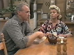 Jim Robinson, Helen Daniels in Neighbours Episode 1165