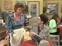 Gloria Lewis, Dorothy Burke in Neighbours Episode 1165