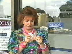 Gloria Lewis in Neighbours Episode 1165