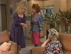 Sharon Davies, Gloria Lewis, Helen Daniels in Neighbours Episode 1165