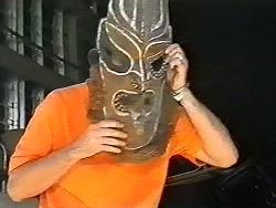 Joe Mangel in Neighbours Episode 1165