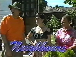 Joe Mangel, Kerry Bishop, Helen Daniels in Neighbours Episode 1165