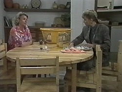 Helen Daniels, Beverly Marshall in Neighbours Episode 1166