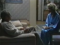 Jim Robinson, Helen Daniels in Neighbours Episode 1168