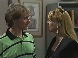 Kelvin Stubbs, Melanie Pearson in Neighbours Episode 1168