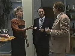 Beverly Marshall, Mr. Toben, Ewen O