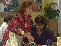 Gloria Lewis, Bob in Neighbours Episode 1168
