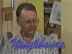 Harold Bishop in Neighbours Episode 1168
