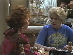 Gloria Lewis, Madge Bishop in Neighbours Episode 1169