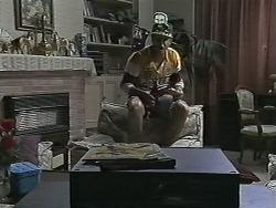 Joe Mangel in Neighbours Episode 1170