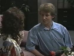 Christina Alessi, Kelvin Stubbs in Neighbours Episode 1170