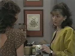 Christina Alessi, Caroline Alessi in Neighbours Episode 1170