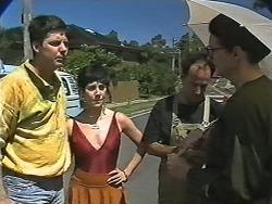 Joe Mangel, Kerry Bishop, Dorothy Burke in Neighbours Episode 1170