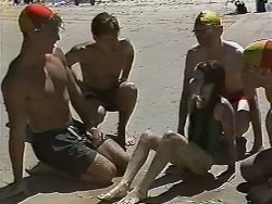 Surf Lifesaver, Ryan McLachlan, Lochy McLachlan in Neighbours Episode 1171