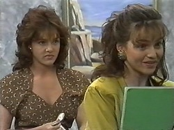 Caroline Alessi, Christina Alessi in Neighbours Episode 1171