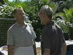 Harold Bishop, Customer in Neighbours Episode 1172