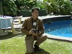 Erinsborough News Photographer in Neighbours Episode 1172