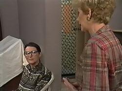 Dorothy Burke, Madge Bishop in Neighbours Episode 1172