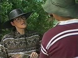 Dorothy Burke, Joe Mangel in Neighbours Episode 1172