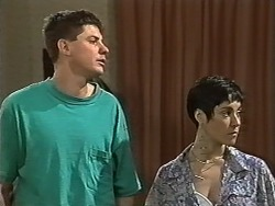 Joe Mangel, Kerry Bishop in Neighbours Episode 1173
