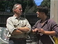 Jim Robinson, Matt Robinson in Neighbours Episode 1174