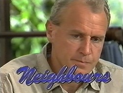 Jim Robinson in Neighbours Episode 1174