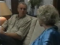 Jim Robinson, Helen Daniels in Neighbours Episode 1175