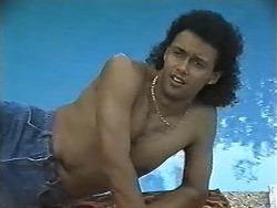 Eddie Buckingham in Neighbours Episode 1175