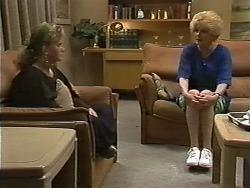 Sharon Davies, Madge Bishop in Neighbours Episode 1175