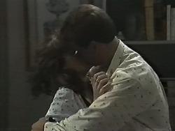 Caroline Alessi, Paul Robinson in Neighbours Episode 1175