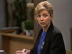 Beverly Robinson in Neighbours Episode 1176