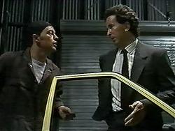 Matt Robinson, Mr. Britton in Neighbours Episode 1177