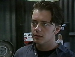 Matt Robinson in Neighbours Episode 1177