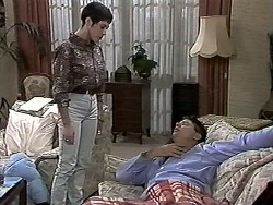 Kerry Bishop, Joe Mangel in Neighbours Episode 1178