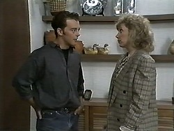 Matt Robinson, Beverly Marshall in Neighbours Episode 1178