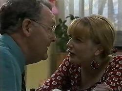 Harold Bishop, Melanie Pearson in Neighbours Episode 1179