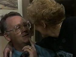 Harold Bishop, Madge Bishop in Neighbours Episode 1179