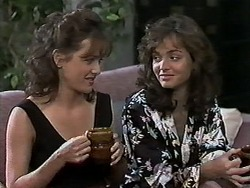 Christina Alessi, Caroline Alessi in Neighbours Episode 1179