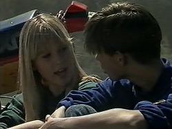 Melissa Jarrett, Todd Landers in Neighbours Episode 1179
