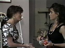 Caroline Alessi, Christina Alessi in Neighbours Episode 1180