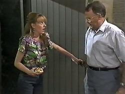 Melanie Pearson, Harold Bishop in Neighbours Episode 1180