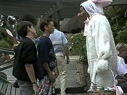 Schoolboy, Schoolboy, Eddie Buckingham in Neighbours Episode 1180